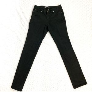 Kenneth Cole Straight Leg Black Jeans Size 26